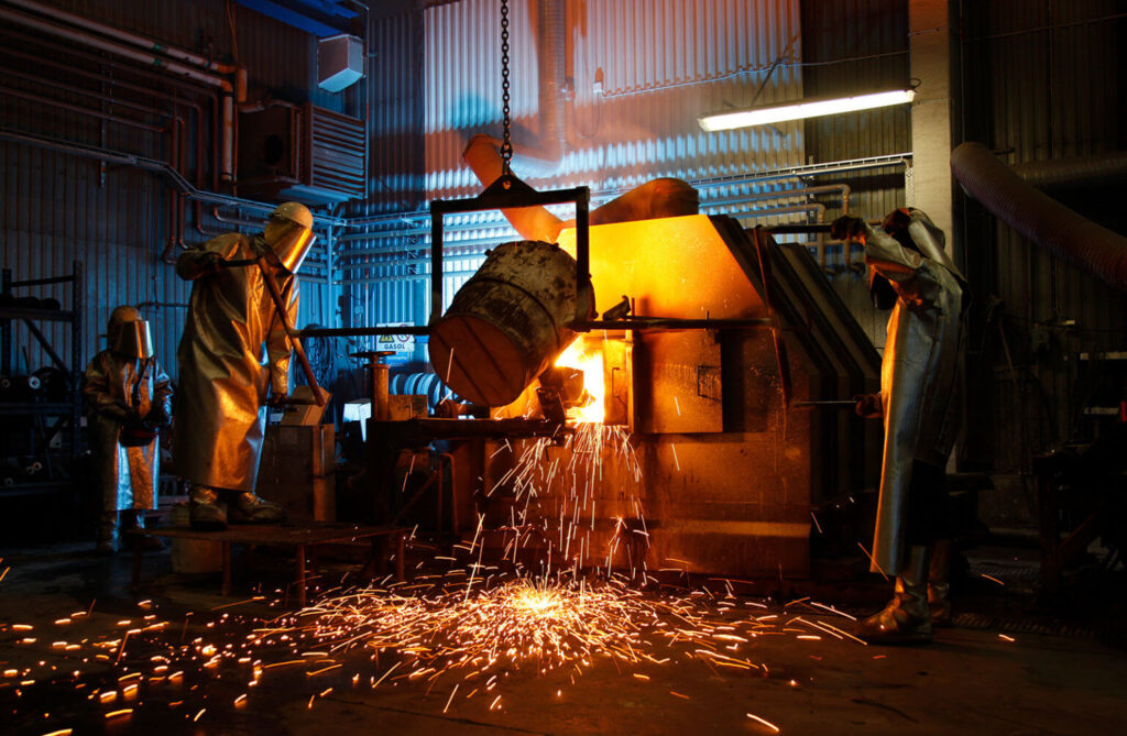 Odlewy aluminiowe kokilowe